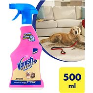 VANISH Pet expert sprej 500 ml - Čistič na koberce