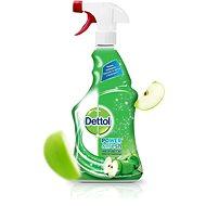 DETTOL Antibacterial surface spray Green apple 500 ml - Cleaner