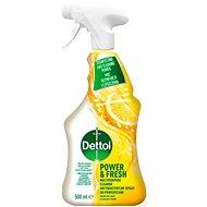 DETTOL Antibakteriálni sprej na povrchy Citron a Limeta 500 ml - Čisticí prostředek