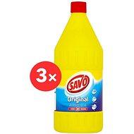 SAVO Original Dezinfekce 3× 2 l - Dezinfekce