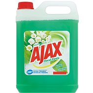 AJAX Floral Fiesta Flower of Spring zelený 5 l - Čisticí prostředek