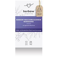 HERBOW Washing Machine Detoxifier 200 g - Eco-friendly cleaning agent