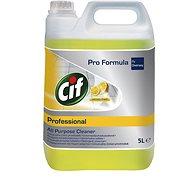 CIF All Purpose Cleaner Lemon Fresh 5l - Cleaner