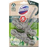 DOMESTOS Power 5 Cucumber 2 x 55g - Toilet Cleaner