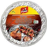 FINO Round Grill Plates Round 2 Pcs - Camping Utensils
