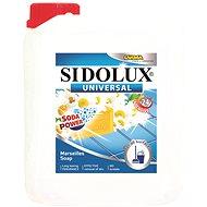 SIDOLUX Universal Soda Power s vůní Marseillského mýdla 5 l - Mycí prostředek