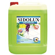 SIDOLUX Universal Soda Power Green Grapes, 5l - Detergent