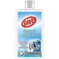 SAVO čistič pračky 250 ml - Čistič pračky
