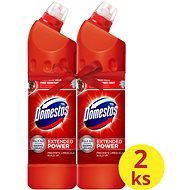 DOMESTOS Extended Power Red 2 × 750 ml