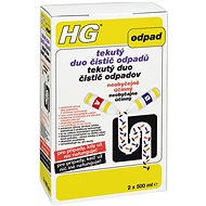 HG Duo liquid waste cleaner 1 l - Cleaner
