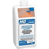 HG Odstraňovač cementových povlaků 1 l - Čisticí prostředek