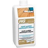 HG Oil cleaned floor cleaner 1 l - Cleaner