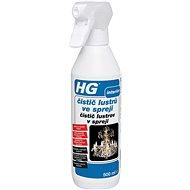 Čisticí prostředek HG Čistič lustrů ve spreji 500 ml