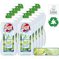 PUR Pro Nature 10× 500 ml  - Eko prostředek na nádobí