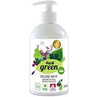 REAL GREEN zelené mytí 500 g - Eko čisticí prostředek