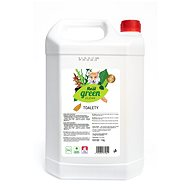 REAL GREEN toilets 5 kg - Eco-Friendly Cleaning Agent