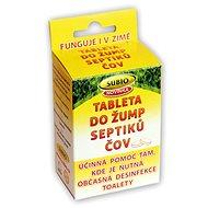 SUBIO Tableta do žump, septiku a čov 70 g - Eko čisticí prostředek