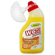 SUBIO WC gel Pomeranč 500 ml - Eko wc gel