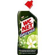 WC NET Gel Crystal Citrus Fresh 750 ml  - WC čistič