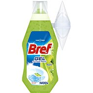 BREF WC gel Fresh Apple 360 ml - WC gel