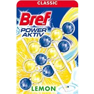 BREF Power Aktiv Lemon 3 x 50 g - WC blok