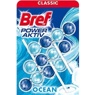 BREF Power Aktiv Ocean 3x50g - Toilet Cleaner