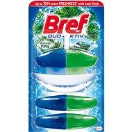 BREF DuoActive Pine závěs 50 ml + 2x náhr.náplň - WC blok