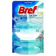 BREF DuoActive Freshness závěs 50 ml + 2x náhr.náplň - WC blok