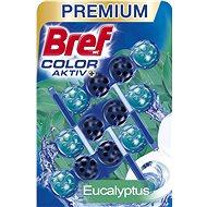 BREF Blue Activ Eucalyptus 3 x 50g - Toilet Cleaner