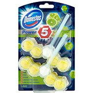 DOMESTOS Power 5 Lime 2 x 55 g - WC blok