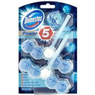 DOMESTOS Power 5 Ocean 2 x 55 g - WC blok