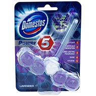 DOMESTOS Power 5 Levandule 55 g - WC blok