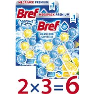BREF Parfume Switch Marine-Citrus 6 × 50 g