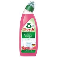 FROSCH EKO Toilet Gel Raspberry 750ml - Eco-Friendly Cleaning Agent