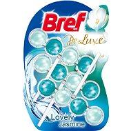 BREF DeLuxe Jasmine 3×50 g - WC blok