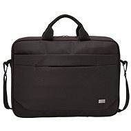 """Brašna na notebook Case Logic Advantage taška na notebook 17,3"""" (černá)"""