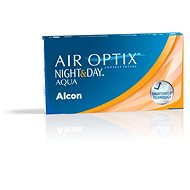 Air Optix Night and Day Aqua (3čočky) dioptrie: +0.25, zakřivení: 8.60 - Kontaktní čočky