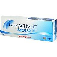 1 Day Acuvue Moist (30čoček) dioptrie: +5.25, zakřivení: 9.00 - Kontaktní čočky