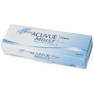 1 Day Acuvue Moist (30čoček) dioptrie: -6.00, zakřivení: 8.50 - Kontaktní čočky