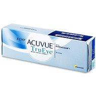 Acuvue TruEye 1-day with Hydraclear (30 čoček) dioptrie: -1.25, zakřivení: 8.50 - Kontaktní čočky