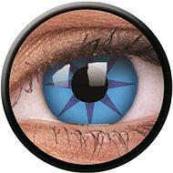Crazy ColourVUE (2 čočky) barva: Blue Star - Kontaktní čočky
