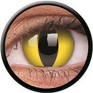 Crazy ColourVUE (2 čočky) barva: Cat Eye - Kontaktní čočky
