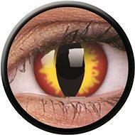 Crazy ColourVUE (2 čočky) barva: Dragon Eyes - Kontaktní čočky