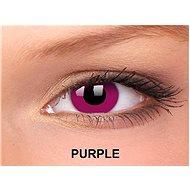 Crazy ColourVUE (2 čočky) barva: Purple - Kontaktní čočky
