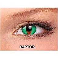 Crazy ColourVUE (2 čočky) barva: Raptor - Kontaktní čočky