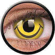 Crazy ColourVUE (2 čočky) barva: Smiley - Kontaktní čočky