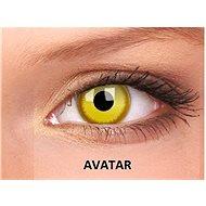 Crazy ColourVUE (2 čočky) barva: Avatar - Kontaktní čočky