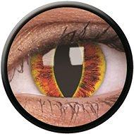 Crazy ColourVUE (2 čočky) barva: Saurons Eye - Kontaktní čočky