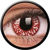 ColourVUE Crazy Lens (2 čočky), barva: Blood shoot - Kontaktní čočky