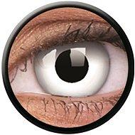 ColourVue Crazy - Whiteout, jednodenní, nedioptrické, 2 čočky - Kontaktní čočky